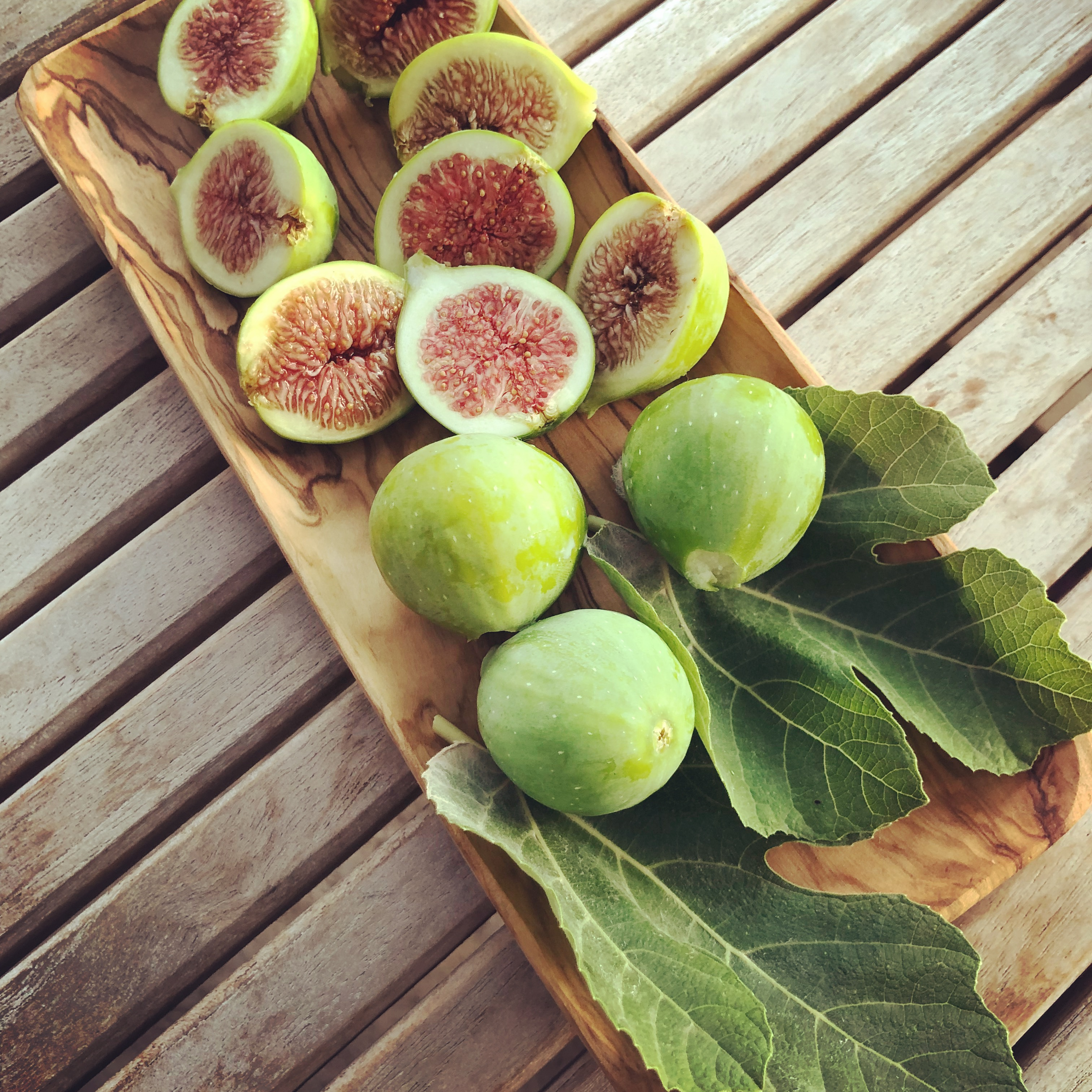Figs from the garden